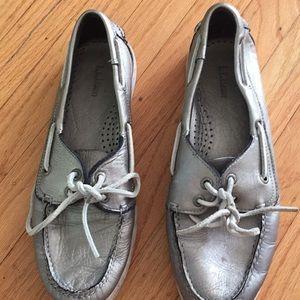 LL bean boat shoes